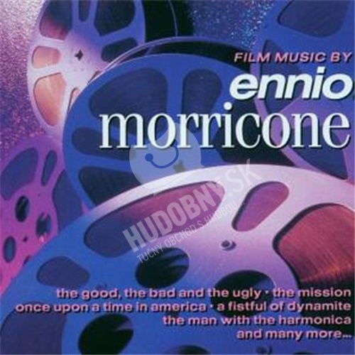 Ennio Morricone - Film Music by Ennio Morricone [Disky]