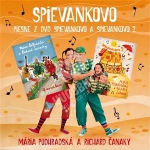 Podhradská & Čanaky - Piesne z DVD Spievankovo a Spievankovo 2