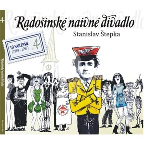 Radošinské naivné divadlo - To najlepšie 4 - Vygumuj a napíš / Delostrelci na mesiaci