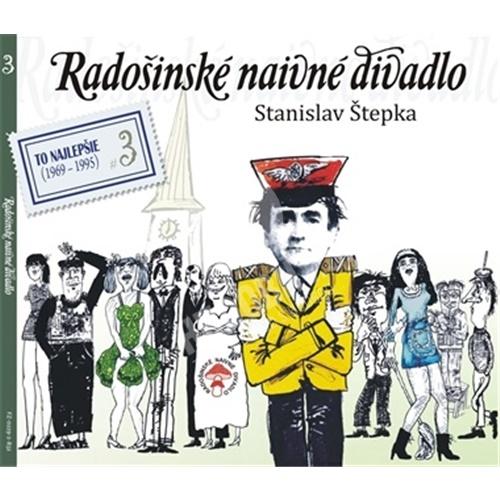 Radošinské naivné divadlo - To najlepšie 3 - Čierna ovca / Ženské oddelenie