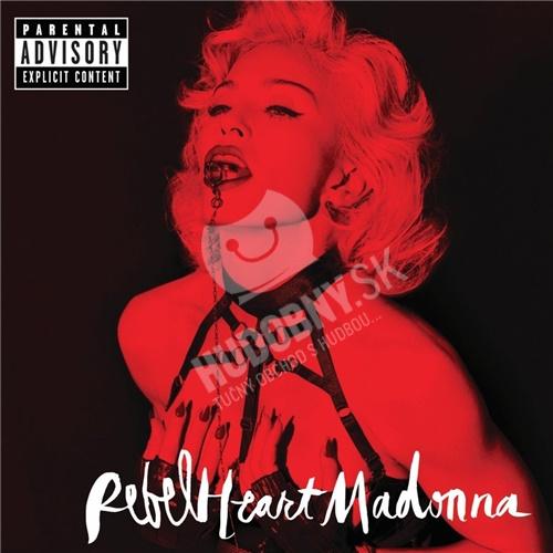 Madonna - Rebel Heart / SUPERDELUXE