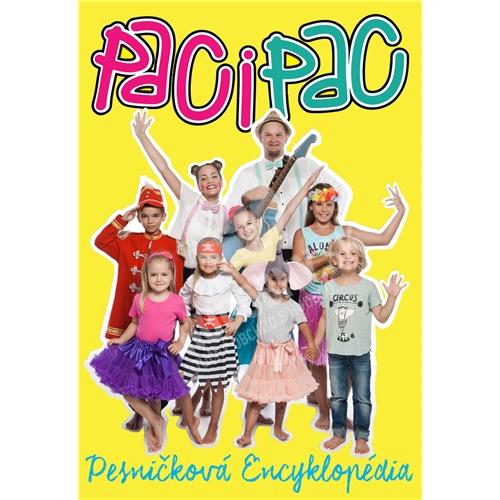 Paci Pac - Pesničková encyklopédia (DVD)