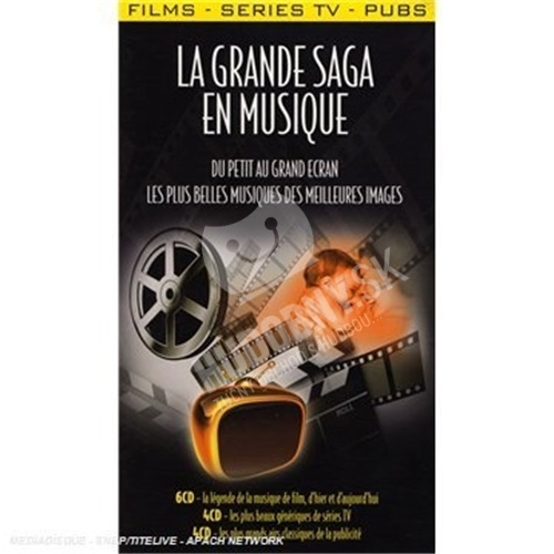 VAR - La grande saga en musique (14CD)