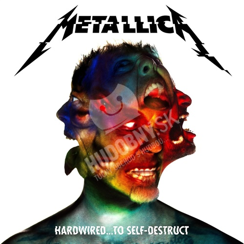 Metallica - Hardwired…To Self-Destruct (Deluxe Edition 3CD)