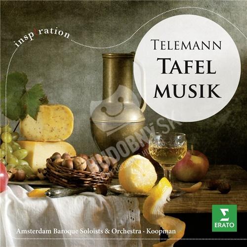 Ton Koopman, Georg Philipp Telemann - Tafelmusik - Best of Talemann
