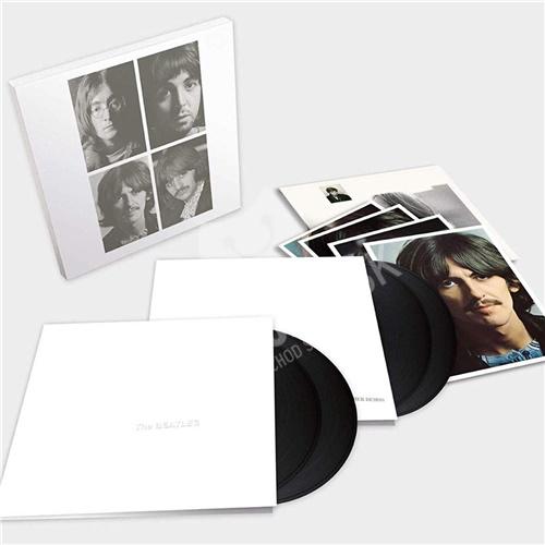 The Beatles - The BEATLES (White Album - Limited Deluxe 4x Vinyl)