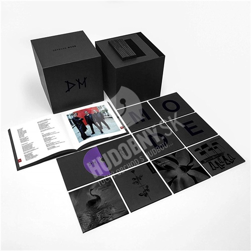 Depeche Mode - Mode (Box set limited 18CD)