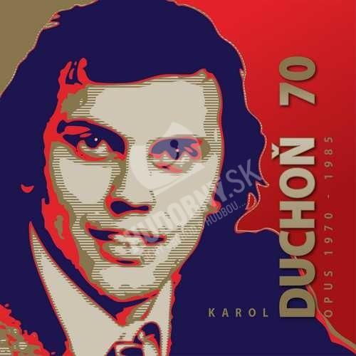 Karol Duchoň - Opus 1970 - 1985 (3CD)
