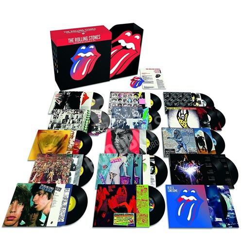 The Rolling Stones - Studio Albums Vinyl Collection 1971 - 2016 (20x Vinyl - 15x Album)