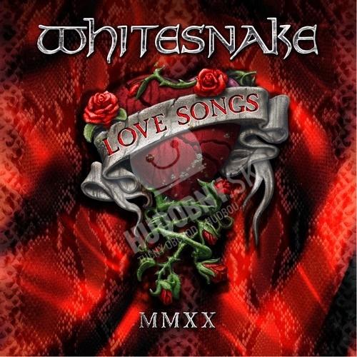 Whitesnake - Love songs (Vinyl)
