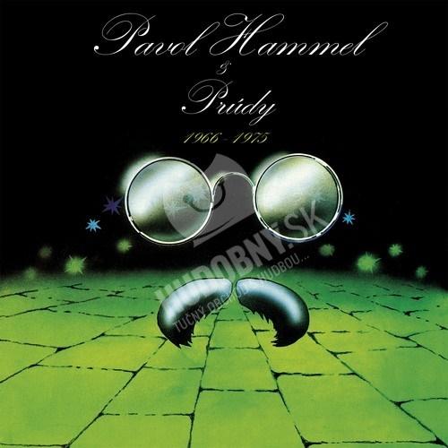 Hammel Pavol & Prúdy - Hammel Pavol & Prúdy 1966 – 1975 (Vinyl)