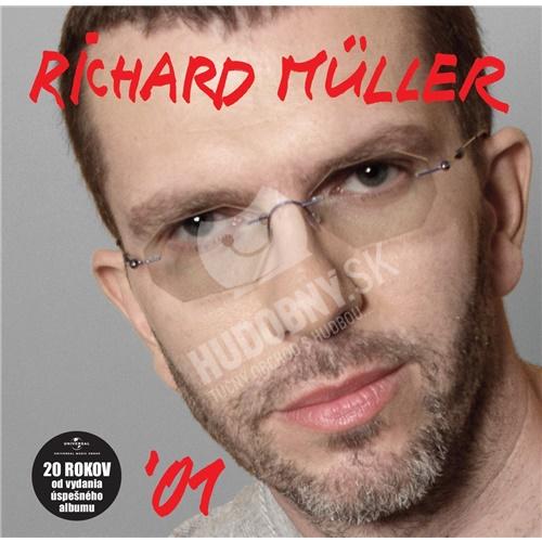 Richard Müller - 01/ Reedícia (Vinyl)
