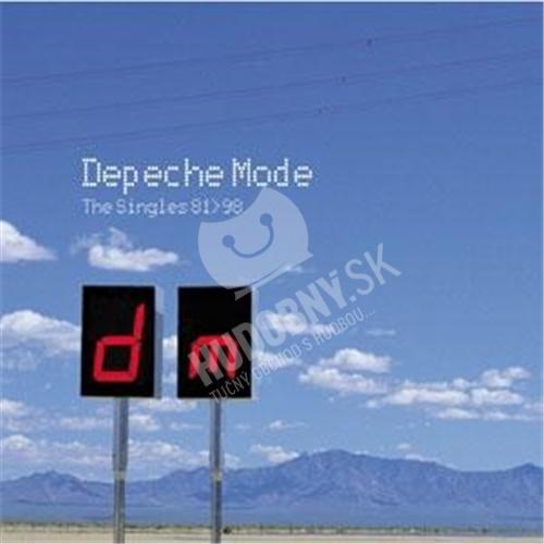 Depeche Mode - Singles 81-98 (3CD)