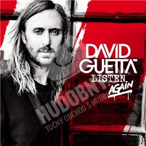 David Guetta - Listen Again len 19,98 €