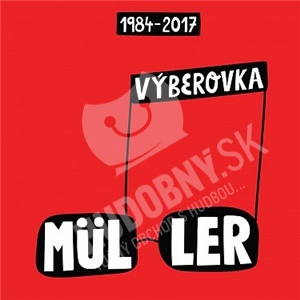 Richard Müller - Výberovka 1984-2017 (2CD) len 16,98 €