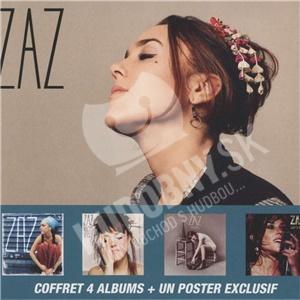 ZAZ - Coffret (Box-Set 5CD + DVD) len 39,99 €