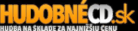 Logo HudobnéCD.sk